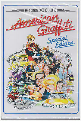 AMERICAN GRAFFITIi (DVD, 2011, Special Edition) NEW