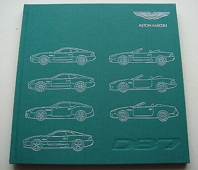Aston Martin . DB7 . Celebration Book