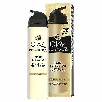 Olay Total Effects 7-in-1 Pore Perfector Day and Night Cream, 50ml