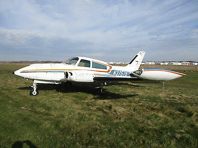 1978 Cessna 310R, High Time , No Int, Eng Or Inst, Complete Airframe No Damage,