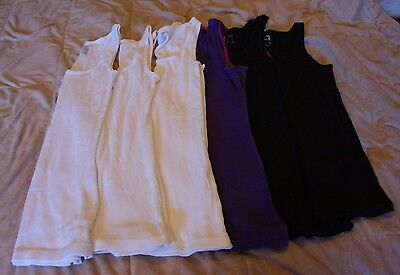 Womens Juniors Lot of size Small tank tops