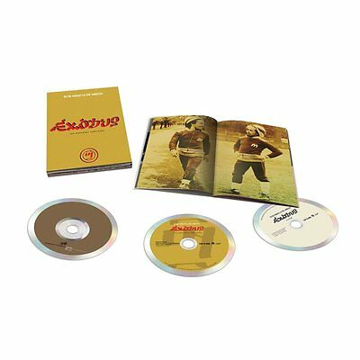 Bob Marley & The Wailers - Exodus 40 - New Deluxe Edition Cd