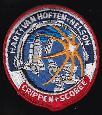 space shuttle challenger mission patch - photo #20
