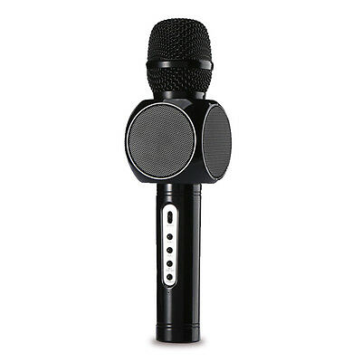 Wireless Microphone Bluetooth Karaoke MIC Player Speaker for iPhone Android PC