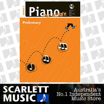 AMEB - Piano for Leisure - Series 2 - Preliminary Grade *BRAND NEW*