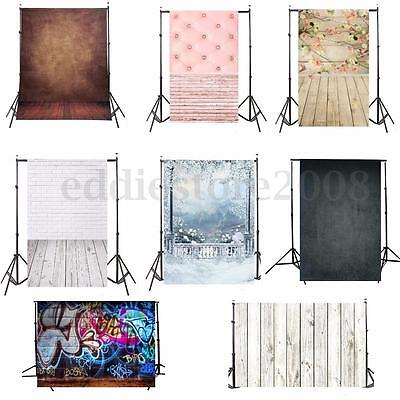 21 Types Flower Floor Backdrop Vinyl Photography Studio Photo Background Props
