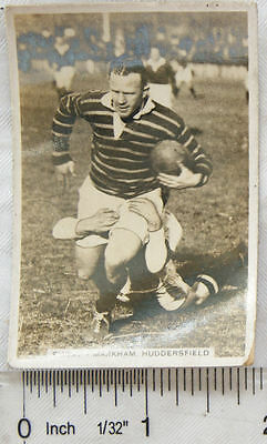 1935 Senior Service Sporting Events & Stars No. 96 Markham, Rugby League