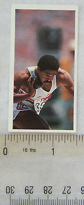 1992 Brooke Bond Olympic Challenge No. 18 Daley Thompson (GB)
