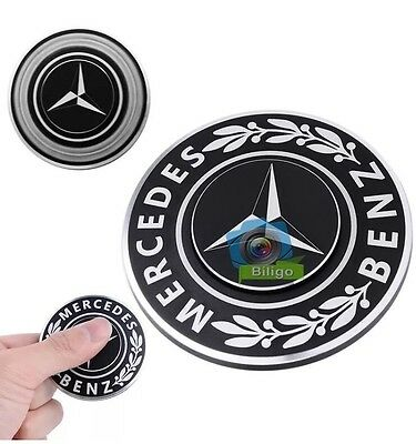 Mercedes Benz Fidget Spinner, Made From Genuine Materials, Read My Feedback