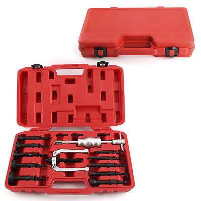 New 16 PC Piece Bearing Extractor Set Inner Internal Blind Remover Bushes Puller