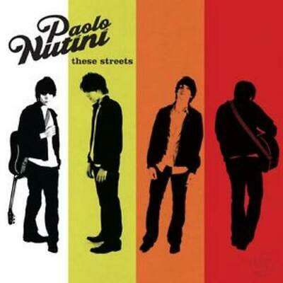 Paolo Nutini : These Streets CD (2006)