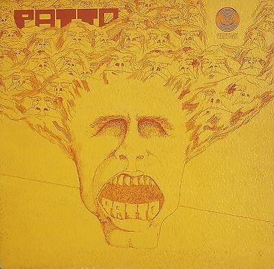 Patto Self Titled Prog-Rock Vinyl Gatefold Lp On Vertigo Swirl Label 1970