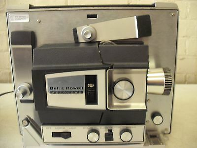 Bell + Howell 483A Super 8 Telecine Projector. $49.99!