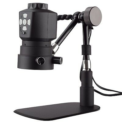 AmScope Tabletop Digital Microscope + 11in Articulating Arm