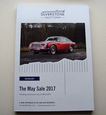 Silverstone Auctions . The May Sale 2017 . Auction Catalogue