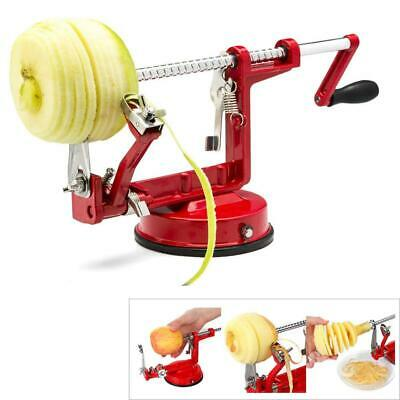 1 or 2 PCS Fruit Apple Peeler Corer Slicer Slinky Machine Potato Cutter 3 in 1