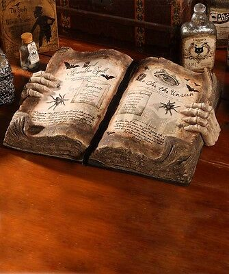 Bethany Lowe- Grimoire Book of Magic  #TD5055