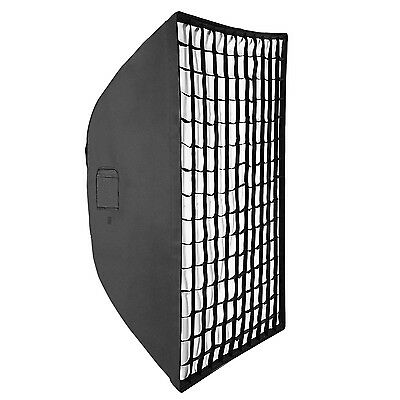 "Neewer Photo Studio 48x36"" Grid Softbox with Bowens Speedring for Photography"