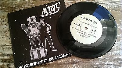 Hellcats from outer space. The possession of Dr Zachary Smith. 7in single