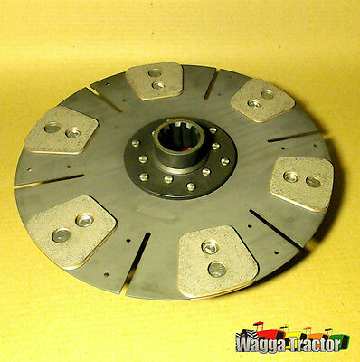 CDS2380 Clutch Disc Chamberlain 4080 4280 4480 Tractor with Ceramic Buttons
