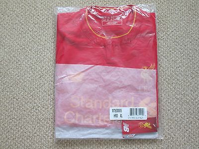 Rare Liverpool New Balance 2016/17 Player Issue Elite Home Shirt BNWT XL