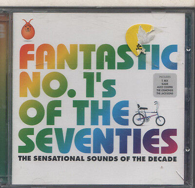 Fantastic No 1 Hits Of The Seventies . 2 Cd Compilation