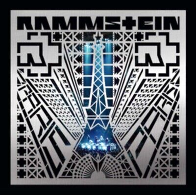 RAMMSTEIN Paris CD New 2017