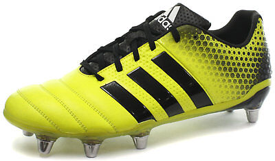 New adidas Adipower Kakari 3.0 SG Mens Wide Fit Rugby Boots ALL SIZES
