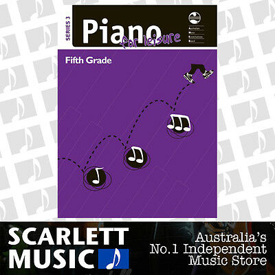 AMEB Piano for Leisure Series 3 - Grade 5 (Grade Five) *BRAND NEW*