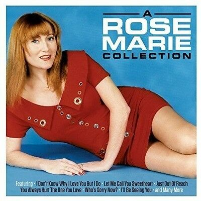 Rose Marie - A Collection  2 Cd Neu