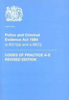 Police and Criminal Evidence Act 1984: Codes of Practice,GOOD Book