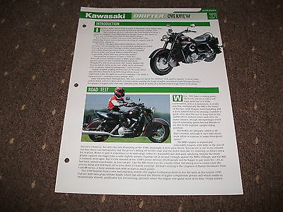 kawasaki drifter overview  from essential superbikes
