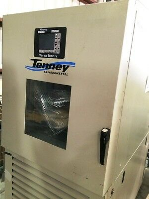 Tenney T-11RC Environmental Test Chamber with Humidity, -70C to 170C, RH 20% to