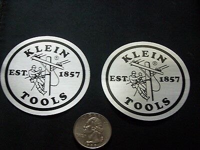 2 - Original - Klein Tools   - Stickers