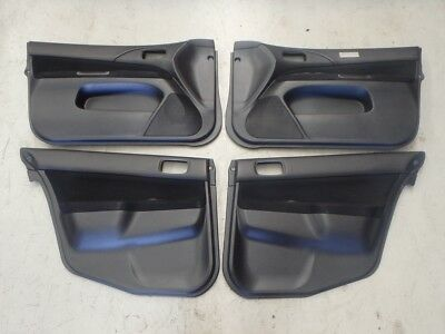Mitsubishi Lancer Evolution 7 VII CT9A Evo Interior Door Card Panel Trim Set #5