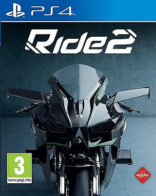 Ride 2 For PS4 (New & Sealed)