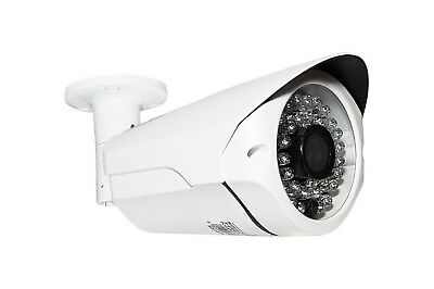 Telecamera Videosorveglianza Ahd 36 Led 6Mm 1.3Mp Ir Color Ccd Camera 8809Ahd