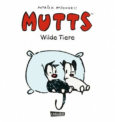 Mutts: 2 Wilde Tiere (Softcover) Carlsen Comic