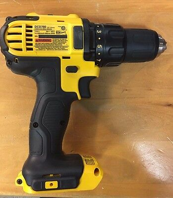DEWALT DCD780 - 20V MAX Lithium-Ion Compact Drill/Drill Driver (Tool Only)