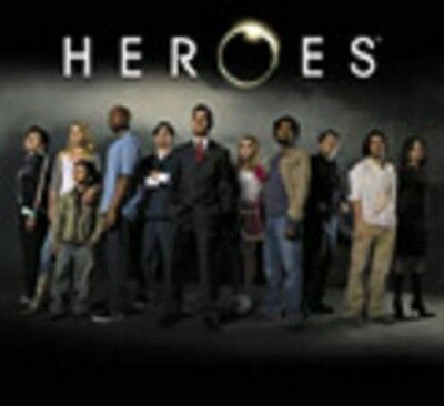 Heroes (TV series) 2008 Wall Calendar