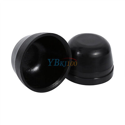 80mm Car Truck Rubber Housing Seal Cap Dust Cover For LED HID Headlight DIY New