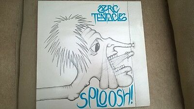 Ozric Tentacles Sploosh ! 12 Inch Live Throbbe Dove St3 1991