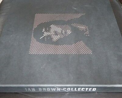 Ian Brown  Collected 10 Cd Dvd Vinyl Box Set Solo Stone Roses Signed Cert Prints