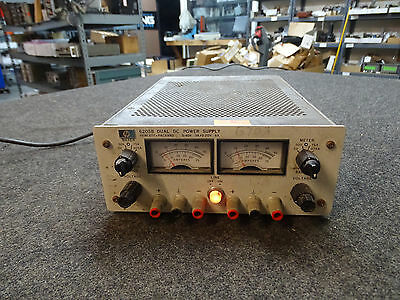 HP Agilent Keysight 6205B Dual Output DC Power Supply * Bench Tested*