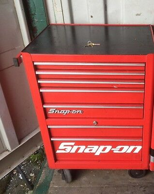 Snap on Roll Cab. tool box. Tool Chest.