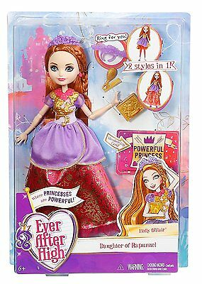 Ever After High Powerful Princess Tribe Holly O'Hair Doll