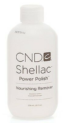 CND Shellac Nourishing Remover / Nagellackentferner 236ml / Made in USA
