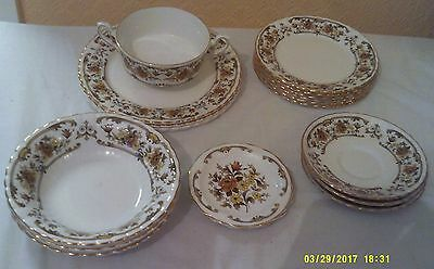 Royal Stafford Clovelly 20 Pieces Tableware