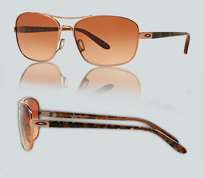 New Oakley OO 4116 SANCTUARY 411601 Rose Gold Sunglasses