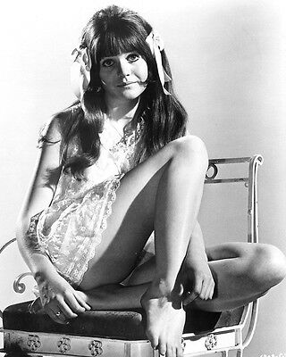 """Sally Geeson Carry On Films 10"""" x 8"""" Photograph no 47"""